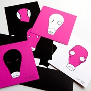 Carpeta Rubber Masks