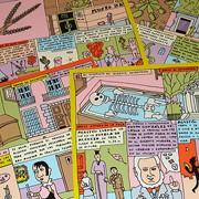 La Ciudad en viñetas (Mauro Entrialgo)