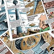 La Ciudad en Viñetas 3. Santiago Valenzuela