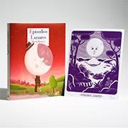 Episodios Lunares (edición especial con serigrafía) © 2015 Muroazul