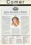 Artículo Joven, descarado y francés