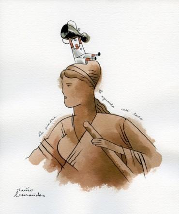 Cibeles: diosa de la libertad
