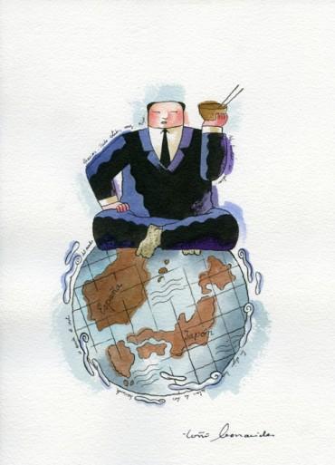 El yin se confunde con el yang