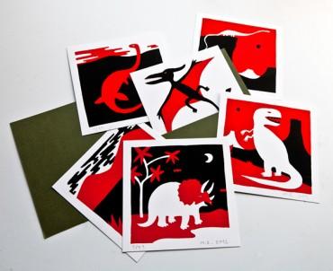 Carpeta Dinosaurios