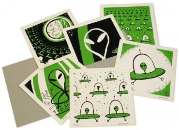 Marcianos folder