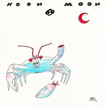 Noon moon (june)