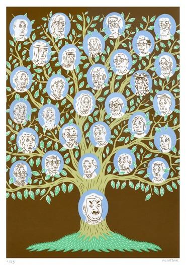 El árbol de Silvio José