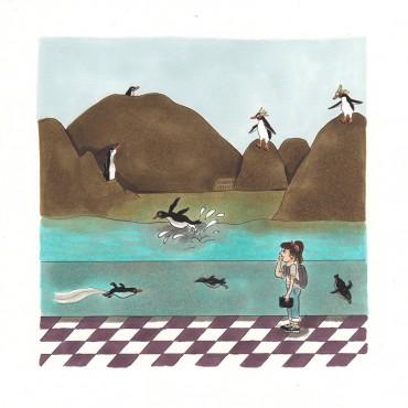 Excursión al acuario: Pingüinos