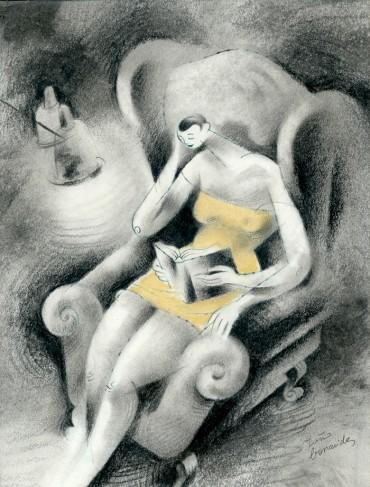 Mujeres lectoras II