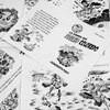 La zamba del poncho colorado (ROJO-Autsaider Cómics) 9 drawings