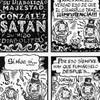 Su diabólica majestad González Satán